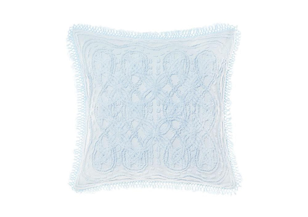 Linen House Soft Blue Somers Bed Cover