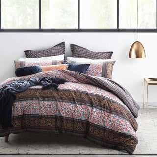 Logan & Mason Autumn Spice Quilt Cover Set