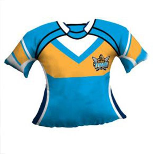 Official NRL Gold Coast Titans Jersey Cushion
