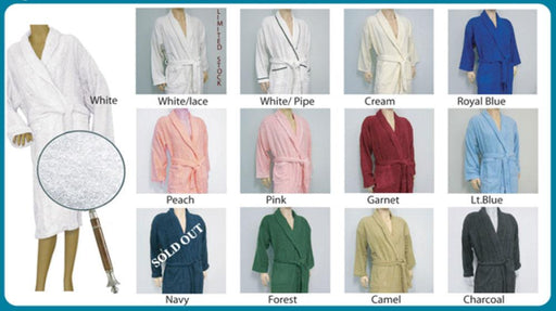 Elegant Collection Bath Robe