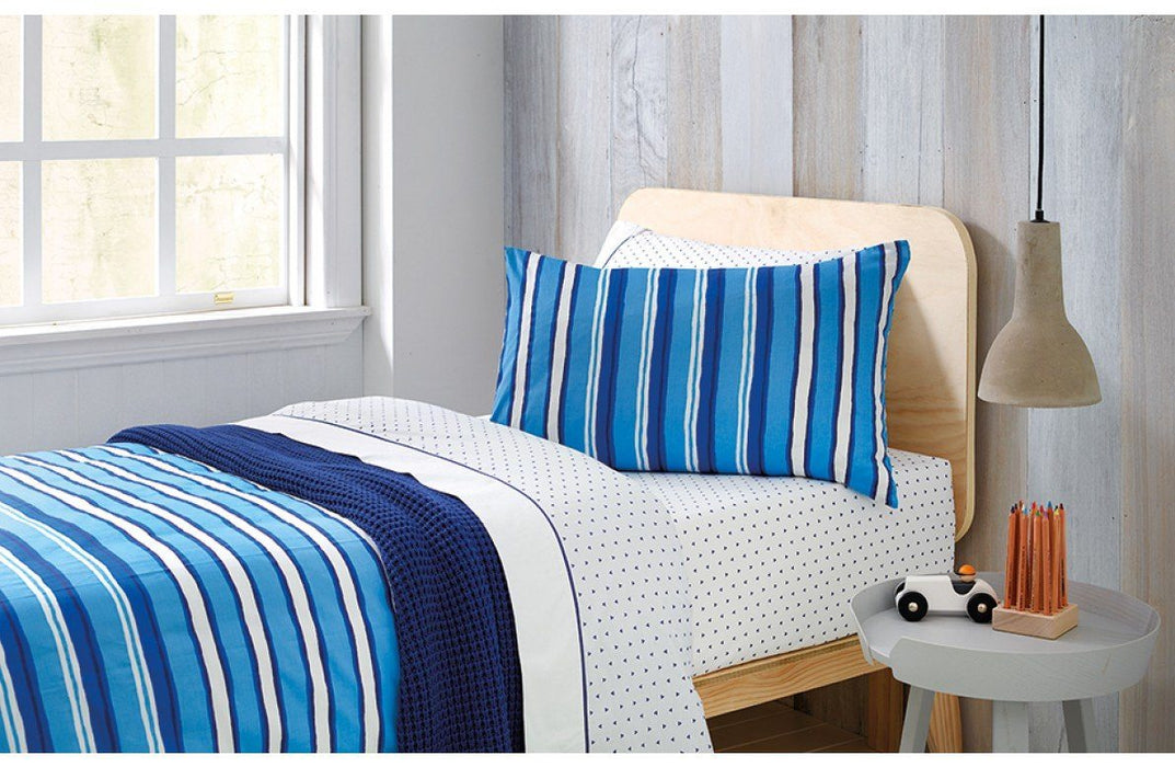 Sheridan Junior Queenscliff Quilt Cover Set