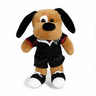 Official NRL New Zealand Warriors Sitting Dog