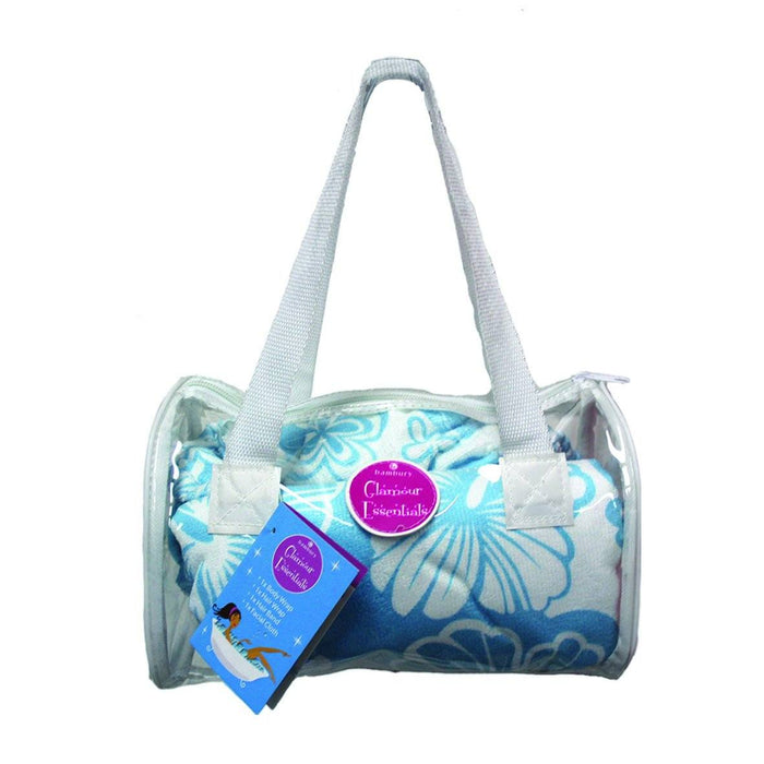Bambury Microfibre Hibiscus Glamour Essentials Beauty Pack