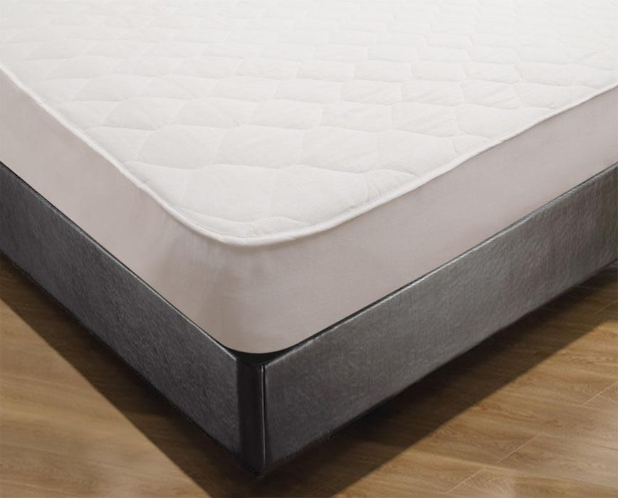 Shangri-La Fitted Poly Cotton Mattress Protector