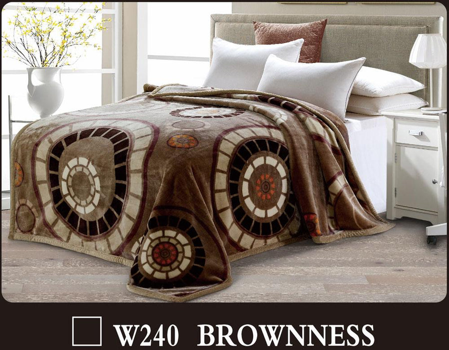 Emporio 3.8kg Blanket - W240 Brown