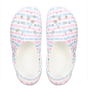 Woz Men's Letter Print Sandal - Ipanema India
