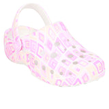 Woz Women's Square Print Sandal - Ipanema India