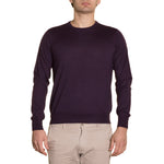 Crewneck Long Sleeve Aubergine