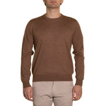 Crewneck Long Sleeve Brass