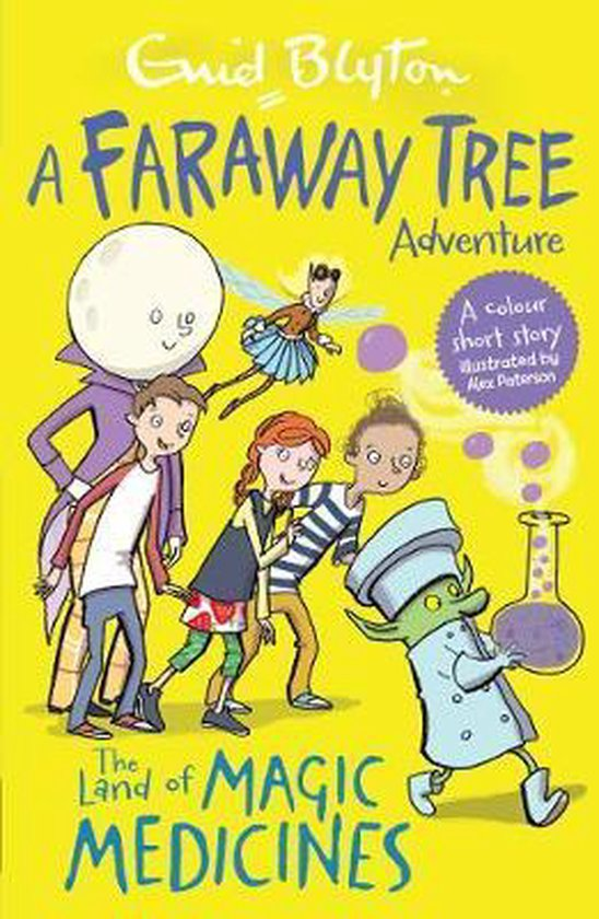 A Faraway Tree Adventure: The Land of Magic Medicines