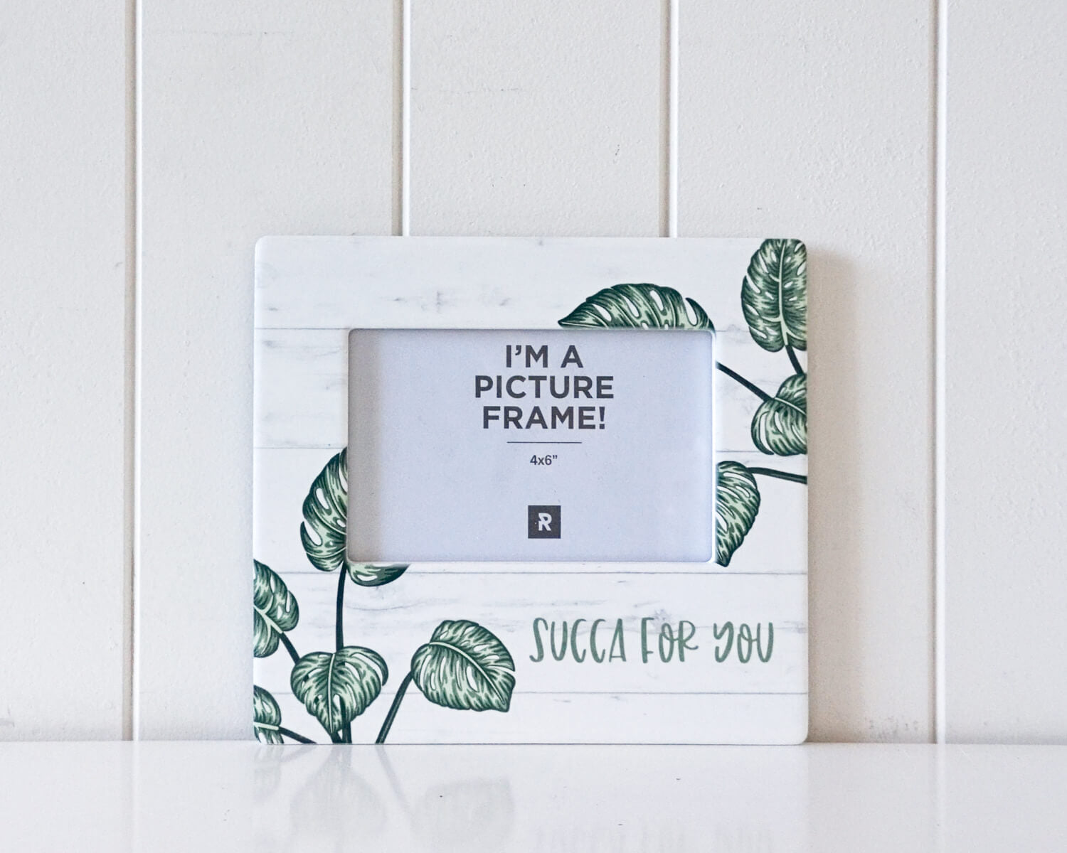 Succa For You Photo Frame