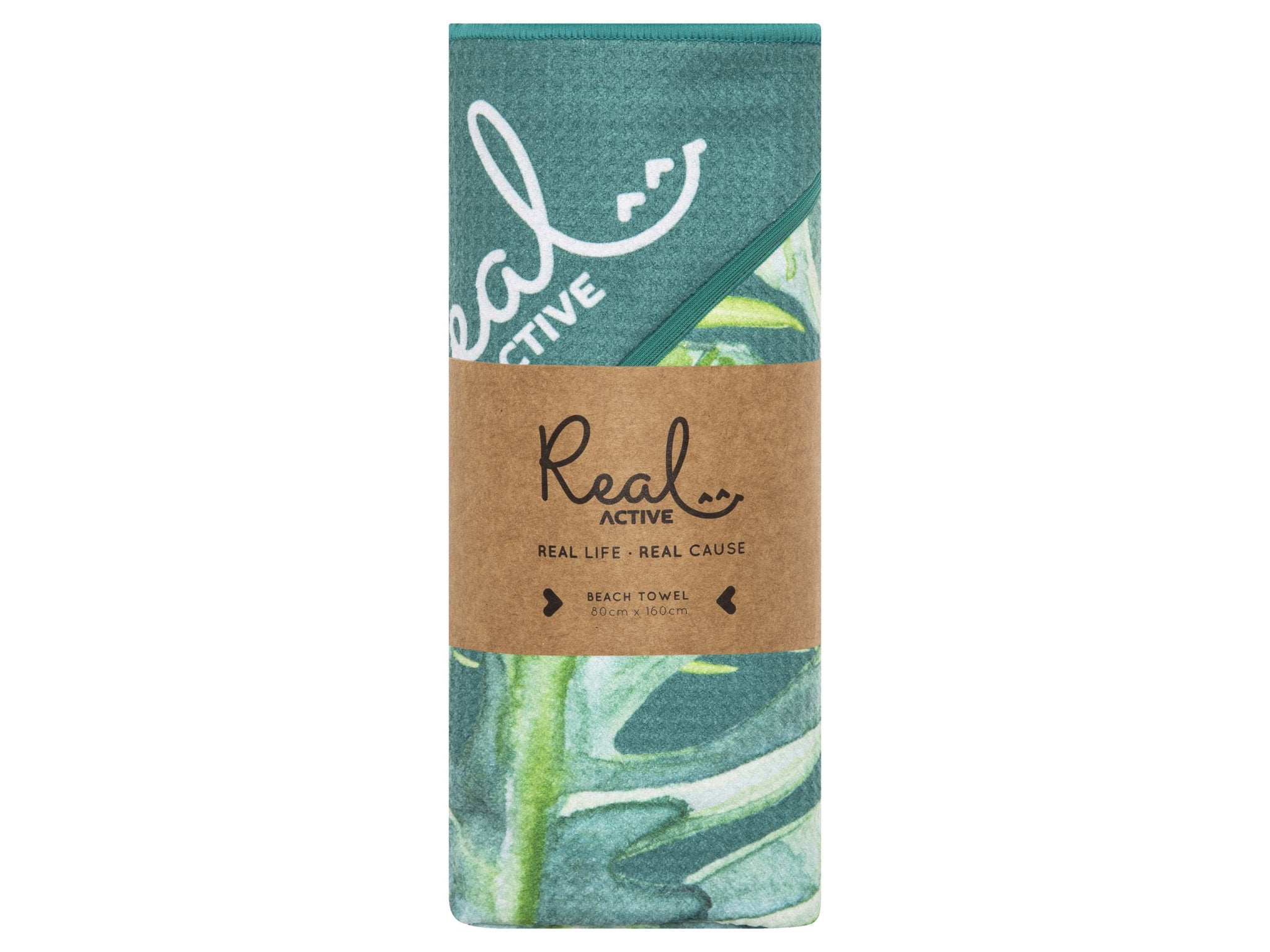 Lush Tropics Beach/Yoga Towel