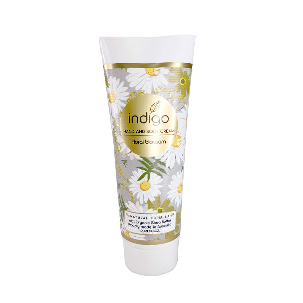 FLORAL BLOSSOM - ORGANIC SHEA BUTTER HAND AND BODY CREAM