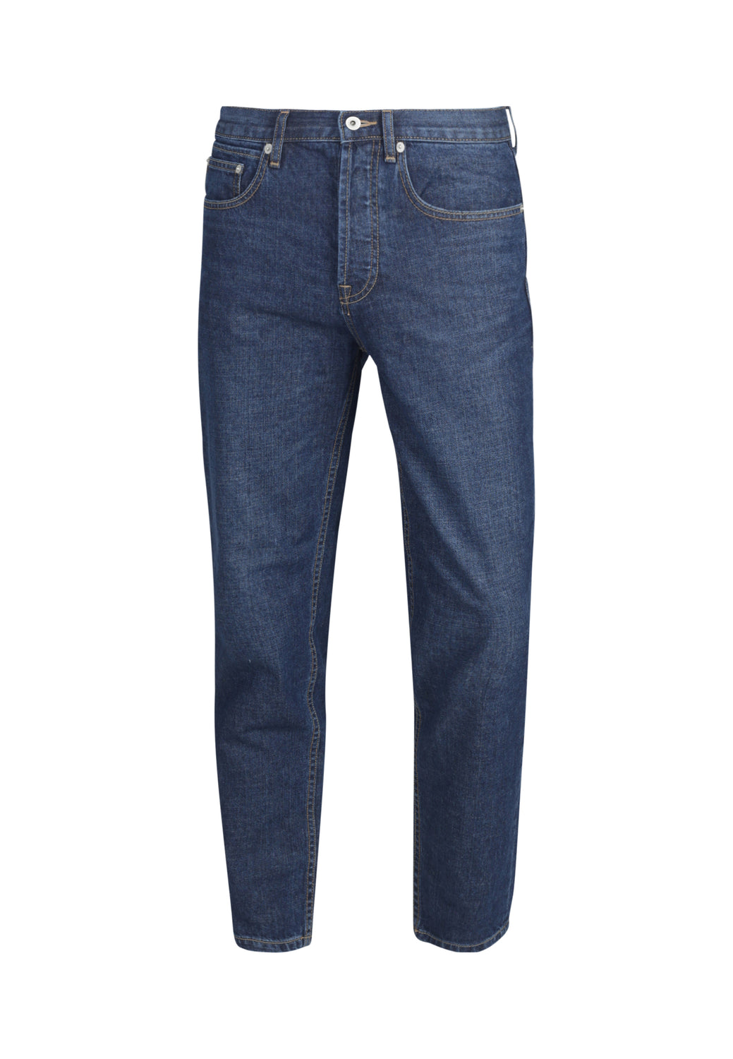 JACK // Organic Tapered Fit Jeans in Dark Wash - Monkee Genes Organic Jeans Denim - Men's Tapered Monkee Genes Official  Monkee Genes Official