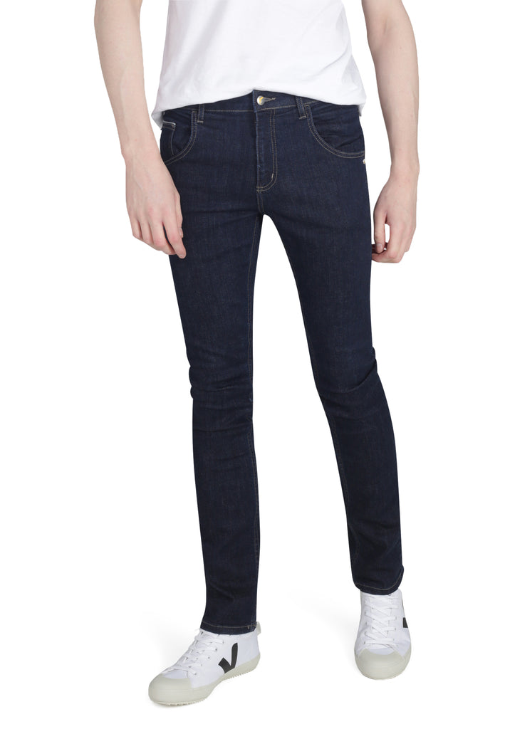DEAN // Organic Slim Fit Jeans in Rinse Wash - Monkee Genes Organic Jeans Denim - Men's Slim Fit Monkee Genes Official  Monkee Genes Official