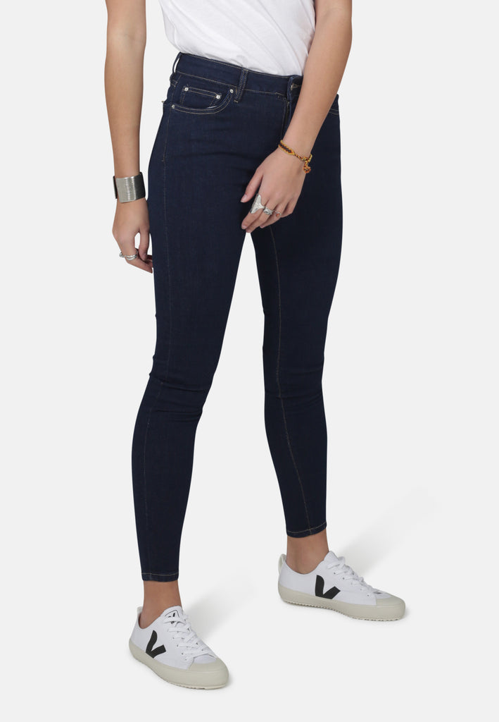Rinse Eco Wash Cody Super Skinny Organic Jeans - Monkee Genes Organic Jeans Denim - Women's Cody Monkee Genes Official  Monkee Genes Official