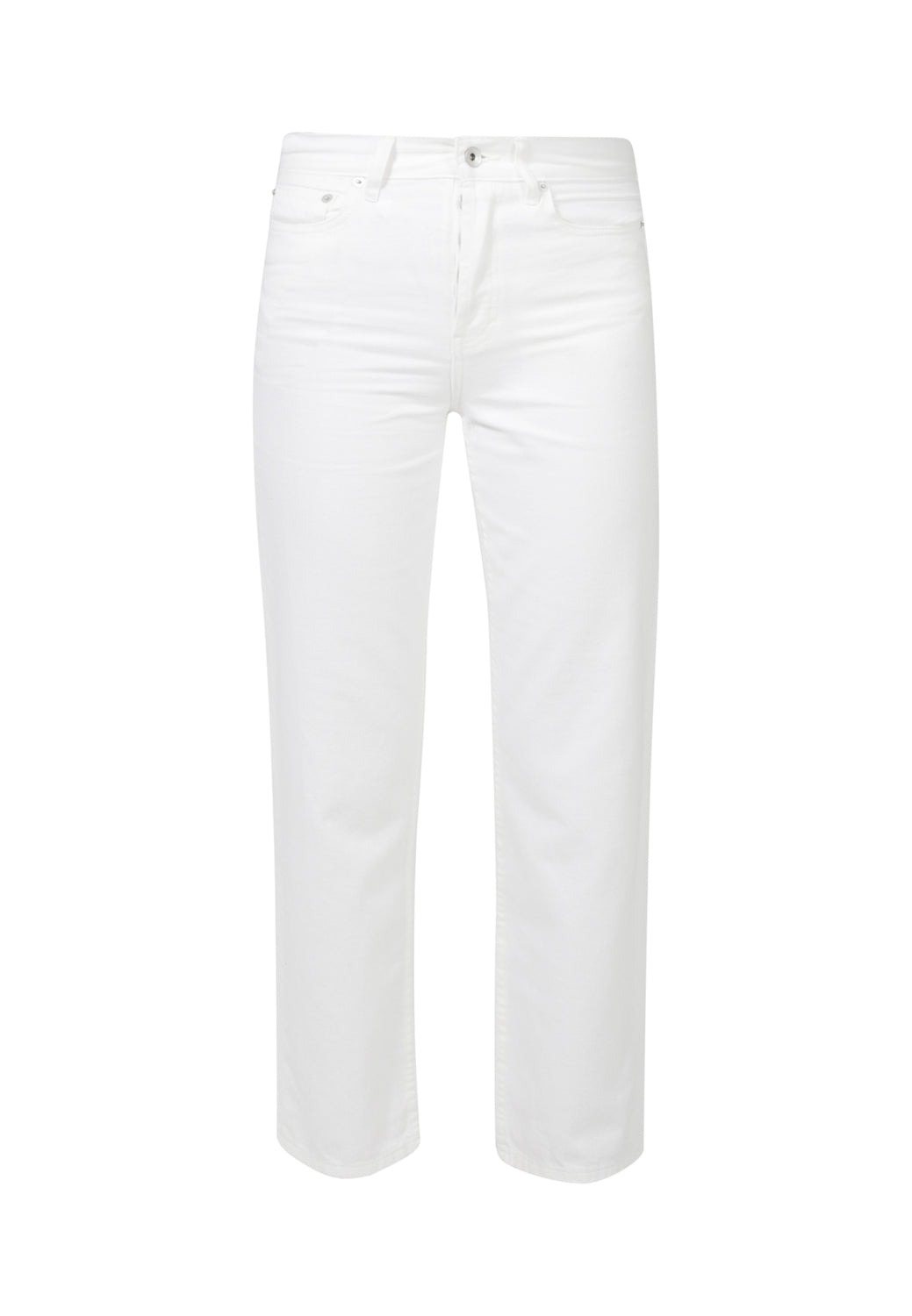 LIBBY // Organic Straight Leg Slim Fit Jeans in White Denim - Monkee Genes Organic Jeans Denim - Women's Slim Fit Monkee Genes Official  Monkee Genes Official