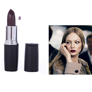 NEW Professional Cosmetic Waterproof Lipstick