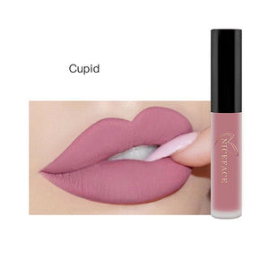Long Lasting Matte Velvet Cream Liquid Lipstick