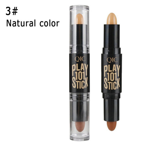 Beauty Concealer Stick Double Headed Make Up Contour Foundation