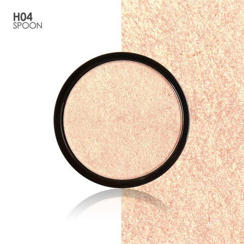 Highlighter Powder Illuminator Brighten Face Foundation Palette