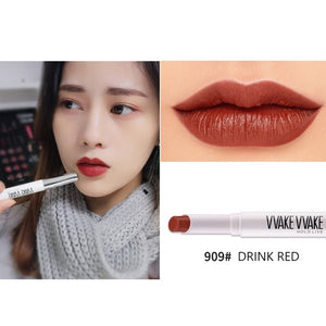 Velvet Air Cushion Lipstick 5 Colors Matte Metallic Waterproof