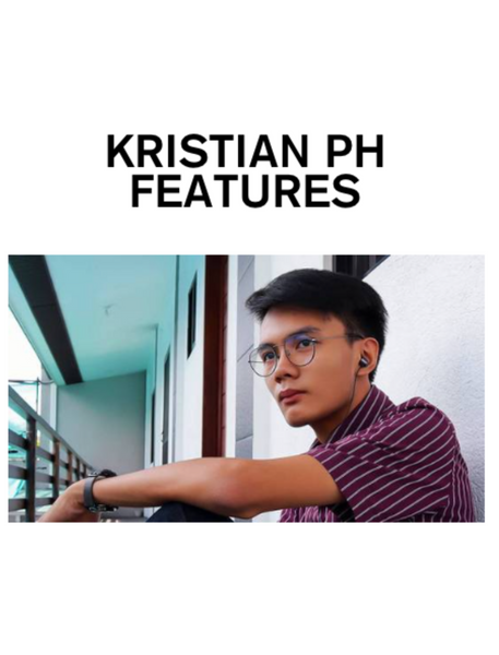 KRISTIAN PH FEATURES