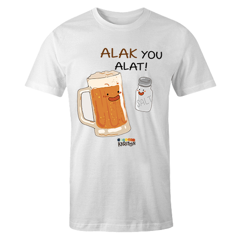 alak you shirt