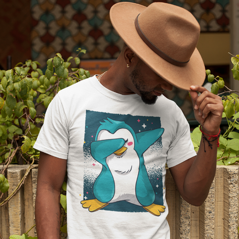 penguin graphic shirts