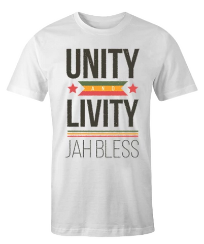 livity rasta shirt
