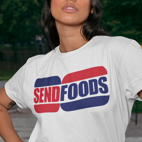 send foods shirt