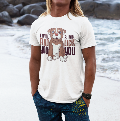 dog statement shirt