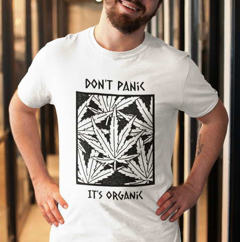 Organic statement shirt