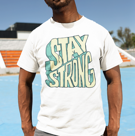 stay strong graphic tees philippines