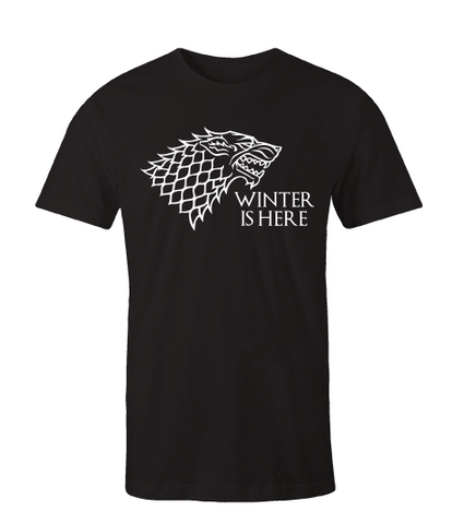 Winter is here game of thrones shirts