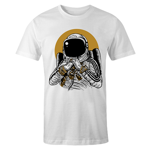 Astro Bling Sublimation Dryfit Shirt