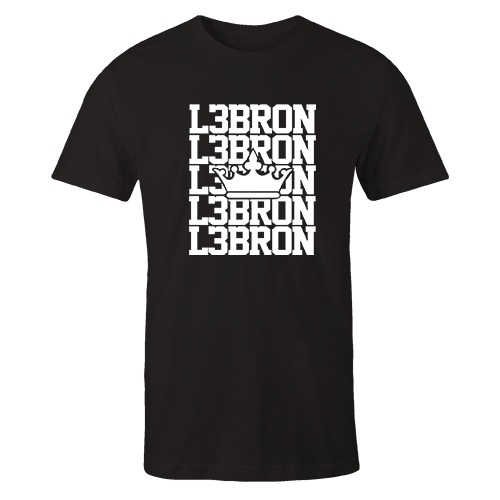 L3bron Crown G5 Cotton Shirt