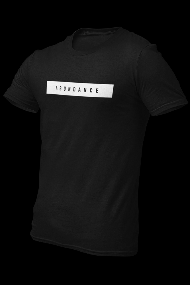 Abundance Black Cotton Shirt