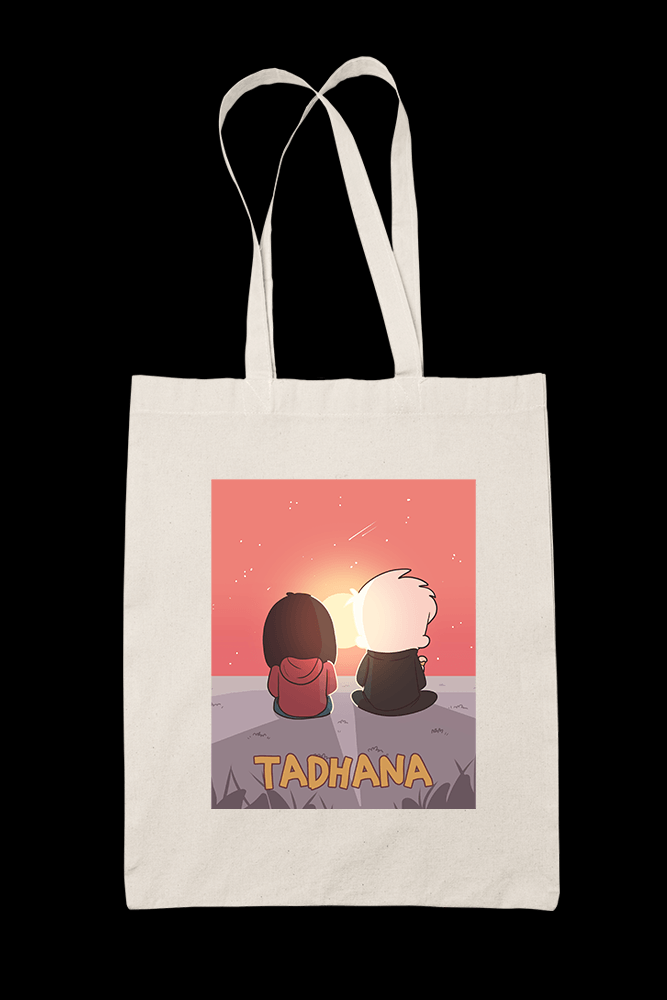 Arkin Tadhana Sublimation Canvass Tote Bag