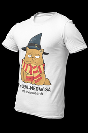 Cat witch Sublimation Dryfit Shirt With Logo At The Back