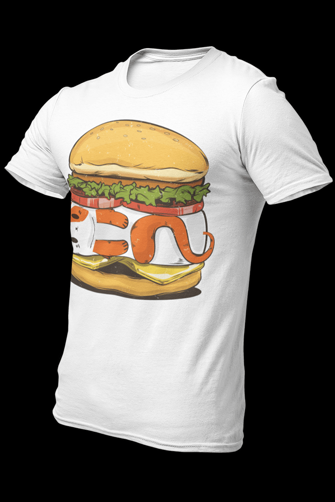 Cat Burger v3 Sublimation Dryfit Shirt