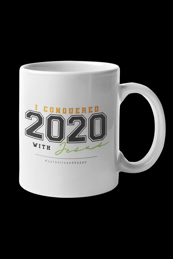 2020 Sublimation White Mug