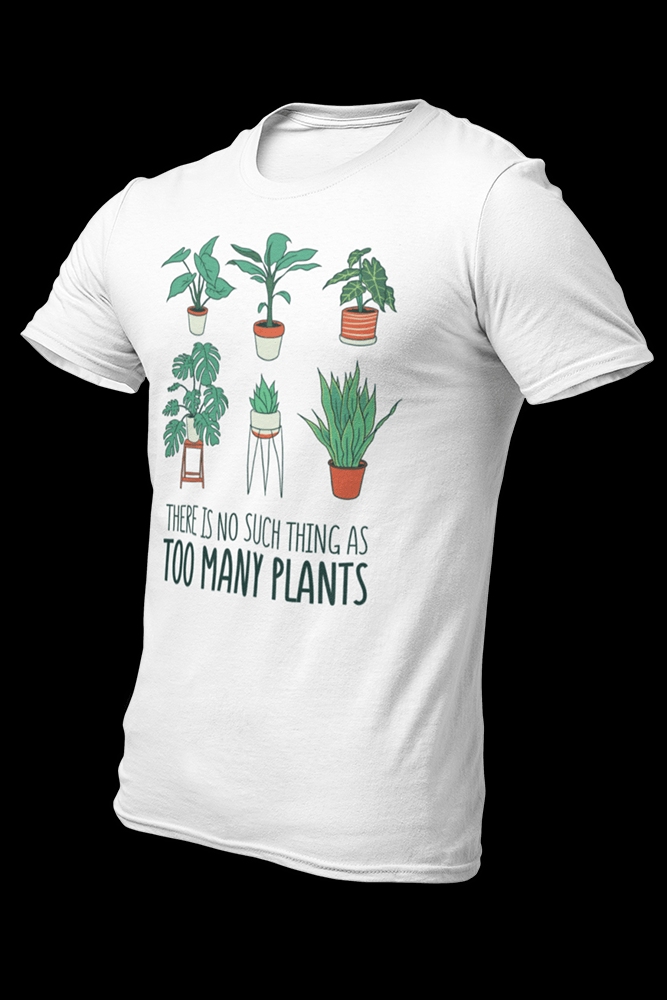 Many Plants Sublimation Dryfit Shirt