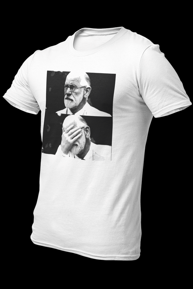 Freud Sublimation Dryfit Shirt