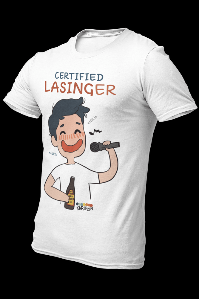 Certified Lasinger Sublimation Dryfit Shirt