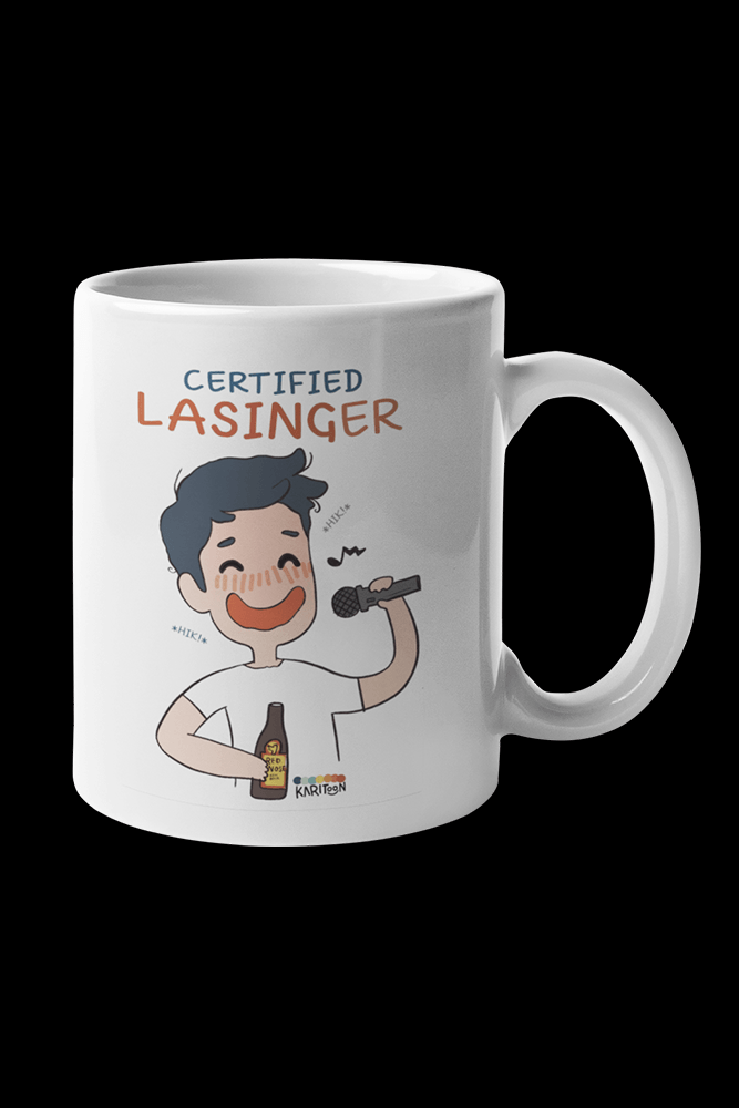 Certified Lasinger Sublimation White Mug