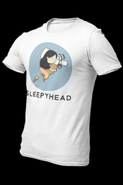 Sleepyhead Sublimation Dryfit Shirt With Logo At The Back