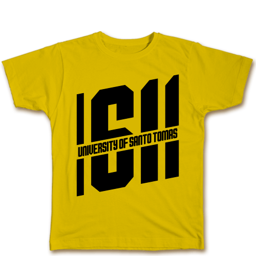 1611 Yellow Cotton Shirt