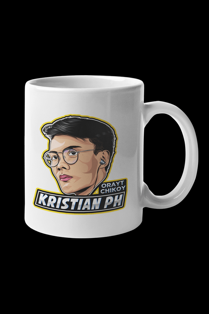 Orayt Chikoy Kristian PH Sublimation White Mug