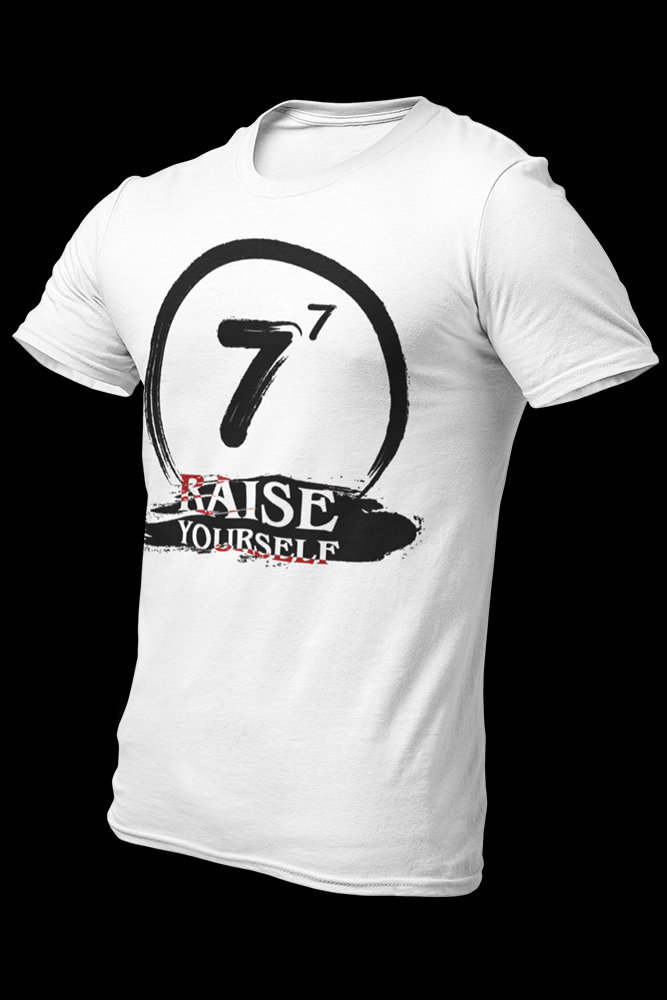 Raise Yourself Sublimation Dryfit Shirt